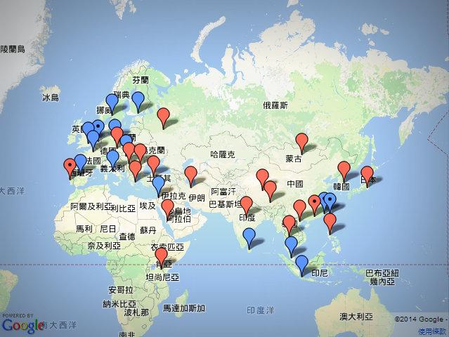 來源:Google Map